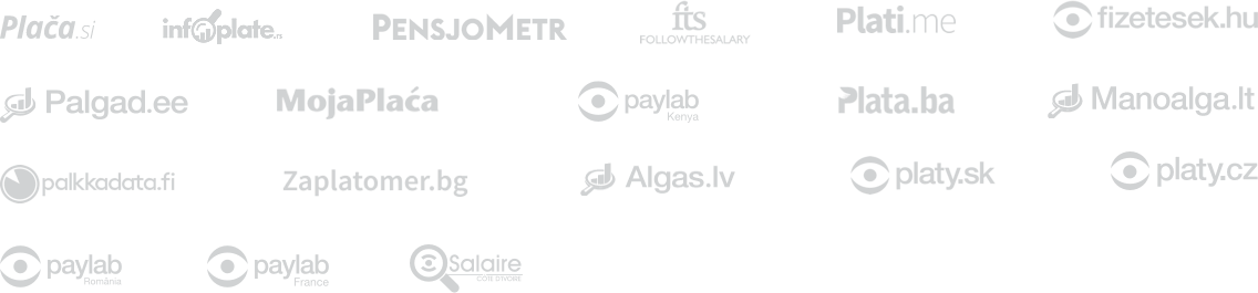 Logos of partner sites