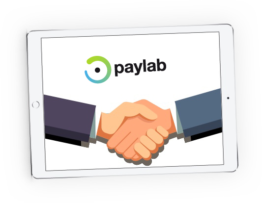 Paylab cooperation