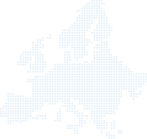 Central Europe map